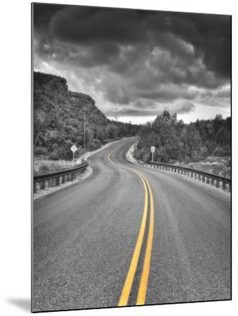 25 Miles-Janice Sullivan-Mounted Giclee Print