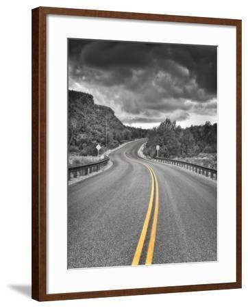 25 Miles-Janice Sullivan-Framed Giclee Print