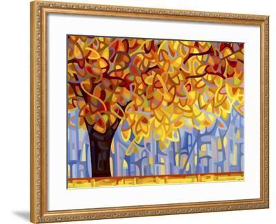 October Gold-Mandy Budan-Framed Giclee Print