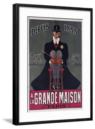 Grand Maison Paris-Vintage Apple Collection-Framed Giclee Print