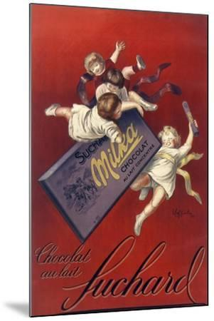 Capp Suchard Red-Vintage Apple Collection-Mounted Giclee Print