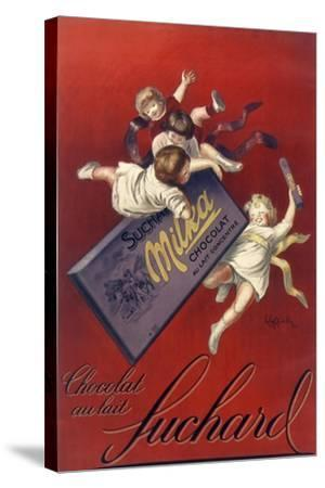 Capp Suchard Red-Vintage Apple Collection-Stretched Canvas Print