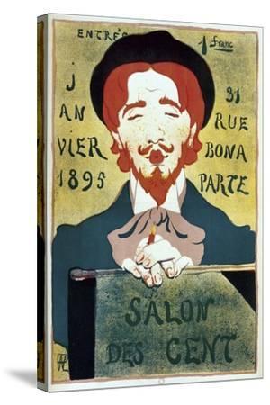 Salon Des Cent Artist-Vintage Apple Collection-Stretched Canvas Print