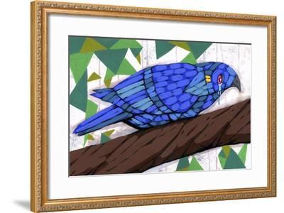 Bluest Bird-Ric Stultz-Framed Giclee Print