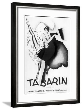 Tabarin Art Deco-Vintage Apple Collection-Framed Giclee Print