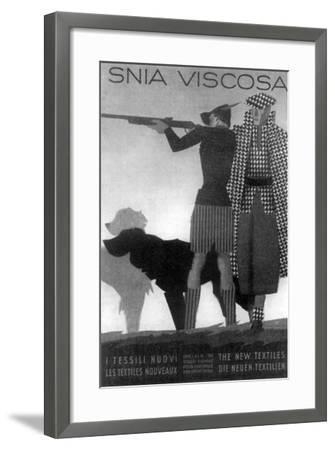 Viscosa-Vintage Apple Collection-Framed Giclee Print
