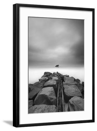 The Wreck of the Atlantus-Geoffrey Ansel Agrons-Framed Photographic Print