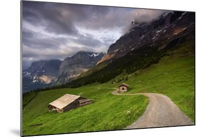 Under The Clouds-Istv?n Nagy-Mounted Photographic Print