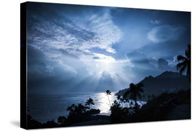 Angelic-Cameron Brooks-Stretched Canvas Print