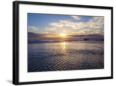 Cool Ripples-Chris Moyer-Framed Photographic Print