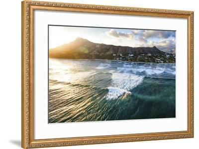 Kiss The Mist-Cameron Brooks-Framed Photographic Print