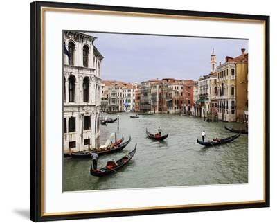 Venice Canal-Chris Bliss-Framed Photographic Print