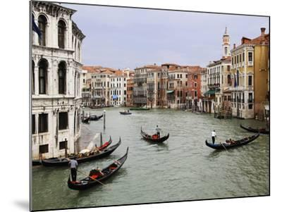 Venice Canal-Chris Bliss-Mounted Photographic Print
