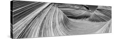 The Wave II-Moises Levy-Stretched Canvas Print
