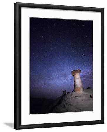Starry Night in Arizona I-Moises Levy-Framed Photographic Print