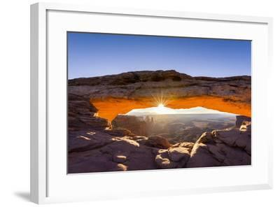 Lighted Frame-Michael Blanchette Photography-Framed Photographic Print