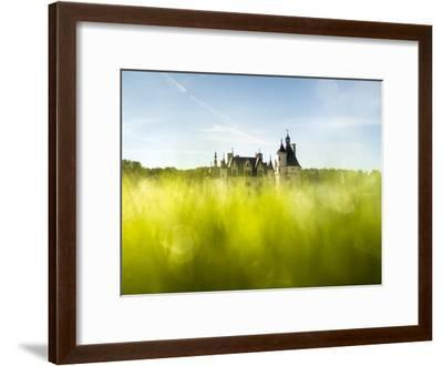 Chenonceau-Mathieu Rivrin-Framed Photographic Print