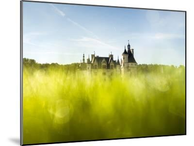 Chenonceau-Mathieu Rivrin-Mounted Photographic Print