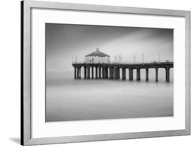 Manhattan Beach 3-Moises Levy-Framed Photographic Print