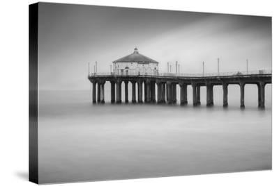 Manhattan Beach 3-Moises Levy-Stretched Canvas Print