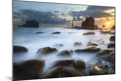 Land Of Waves-Mathieu Rivrin-Mounted Photographic Print