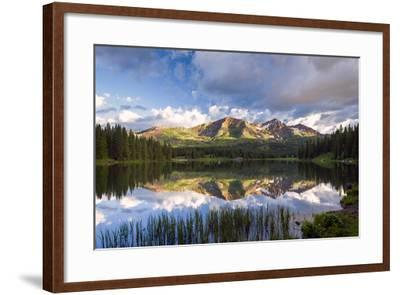 Ruby Peaks-Michael Blanchette Photography-Framed Photographic Print