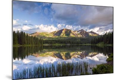Ruby Peaks-Michael Blanchette Photography-Mounted Photographic Print