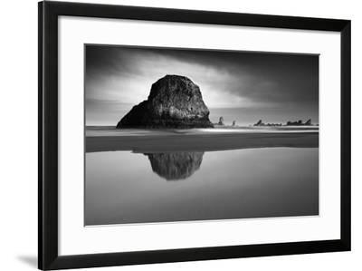 Cannon Beach 1-Moises Levy-Framed Photographic Print