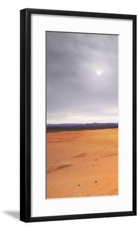 Monument Valley Panorama 1 1 of 3-Moises Levy-Framed Photographic Print