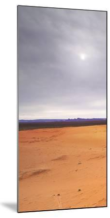 Monument Valley Panorama 1 1 of 3-Moises Levy-Mounted Photographic Print
