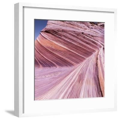The Wave 3 of 3-Moises Levy-Framed Photographic Print