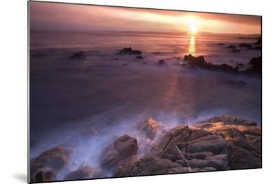 Rocas En Amanecer-Moises Levy-Mounted Photographic Print