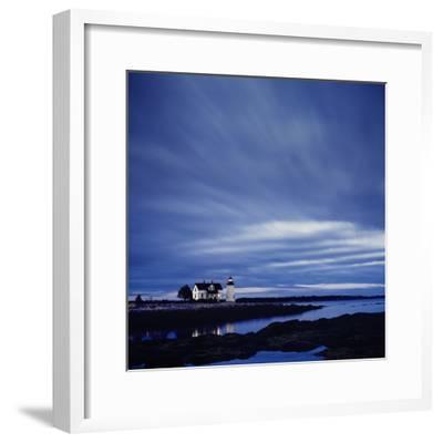 Prospect Light Dawn Color-Moises Levy-Framed Photographic Print