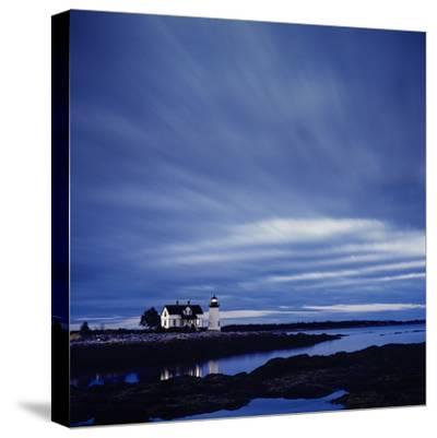 Prospect Light Dawn Color-Moises Levy-Stretched Canvas Print
