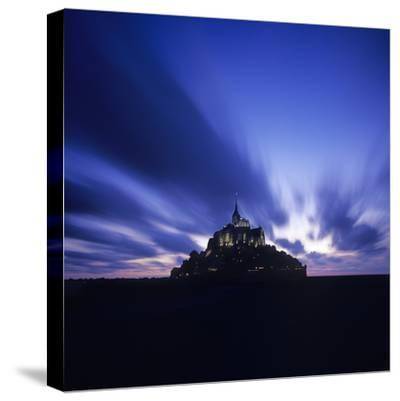 St Michael 7_9-Moises Levy-Stretched Canvas Print