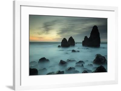 Rodeo Beach II-Moises Levy-Framed Photographic Print