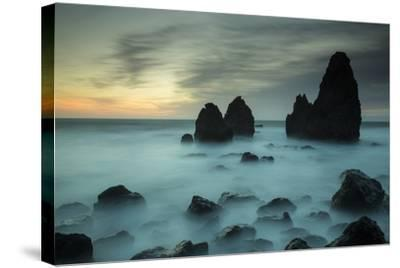 Rodeo Beach II-Moises Levy-Stretched Canvas Print