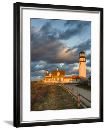 Windy Point-Michael Blanchette Photography-Framed Photographic Print