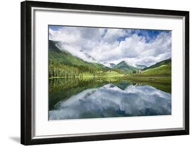 Casa In Paradiso-Michael Blanchette Photography-Framed Photographic Print