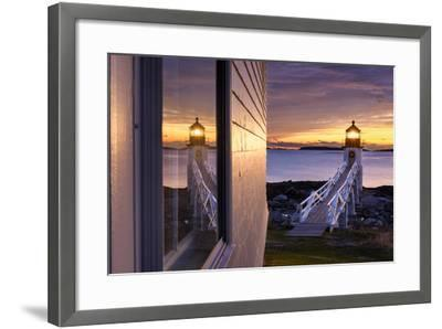 Looking Glass-Michael Blanchette Photography-Framed Photographic Print