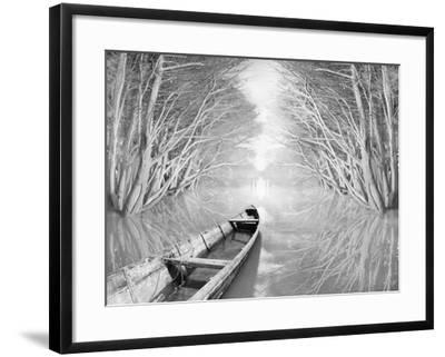 Welcome-Moises Levy-Framed Photographic Print
