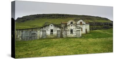 Iceland Warehouse-Moises Levy-Stretched Canvas Print