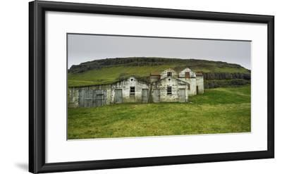 Iceland Warehouse-Moises Levy-Framed Photographic Print