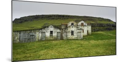 Iceland Warehouse-Moises Levy-Mounted Photographic Print