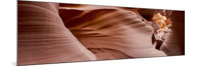 Antelope Panorama 1-Moises Levy-Mounted Photographic Print