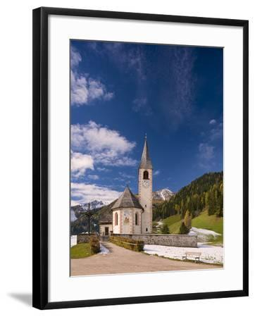 Little Church At San Vito-Michael Blanchette Photography-Framed Photographic Print