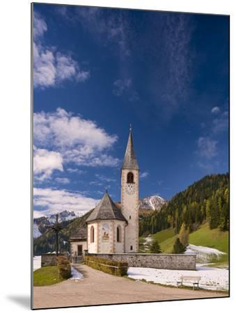 Little Church At San Vito-Michael Blanchette Photography-Mounted Photographic Print