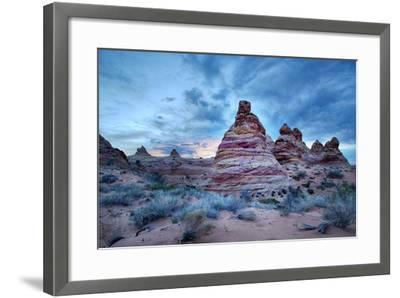 Cottonwood I-Moises Levy-Framed Photographic Print