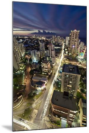 Gold Coast Highway-SD Smart-Mounted Photographic Print
