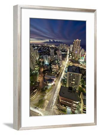 Gold Coast Highway-SD Smart-Framed Photographic Print